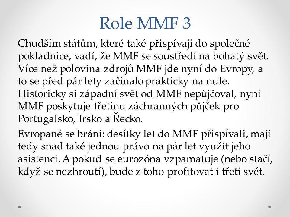 Role MMF 4 Je to tak správné.