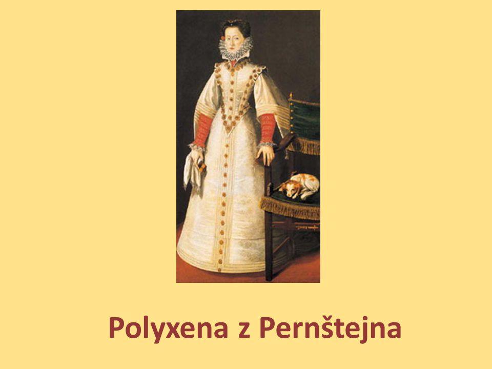 Polyxena z Pernštejna