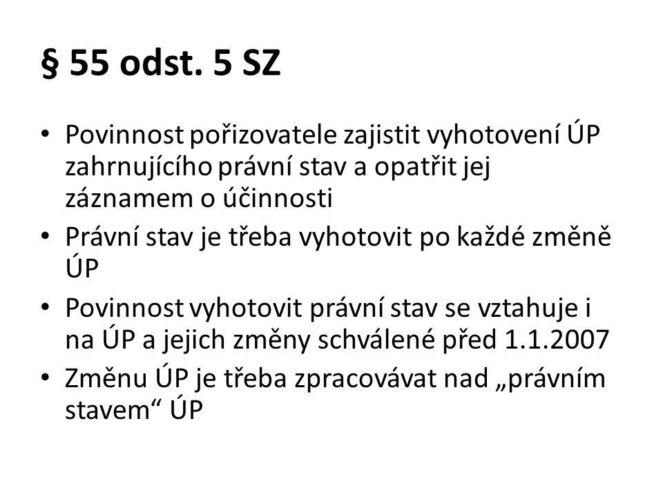 § 55 odst.