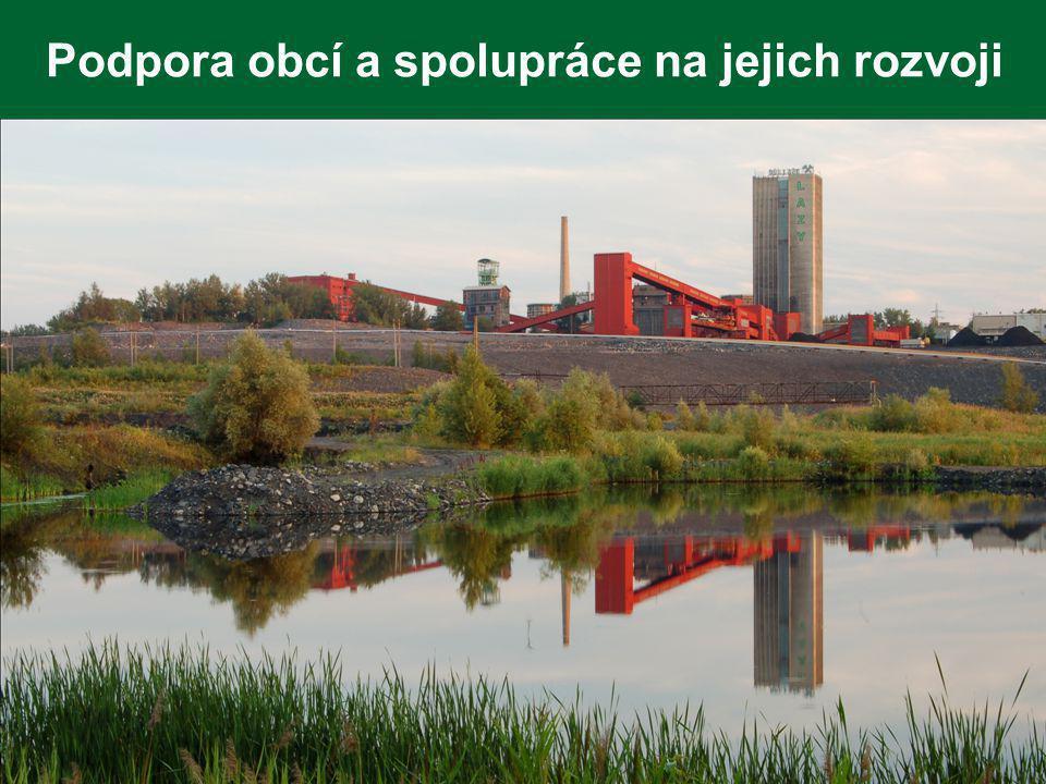 Podpora obcí a spolupráce na jejich rozvoji 8