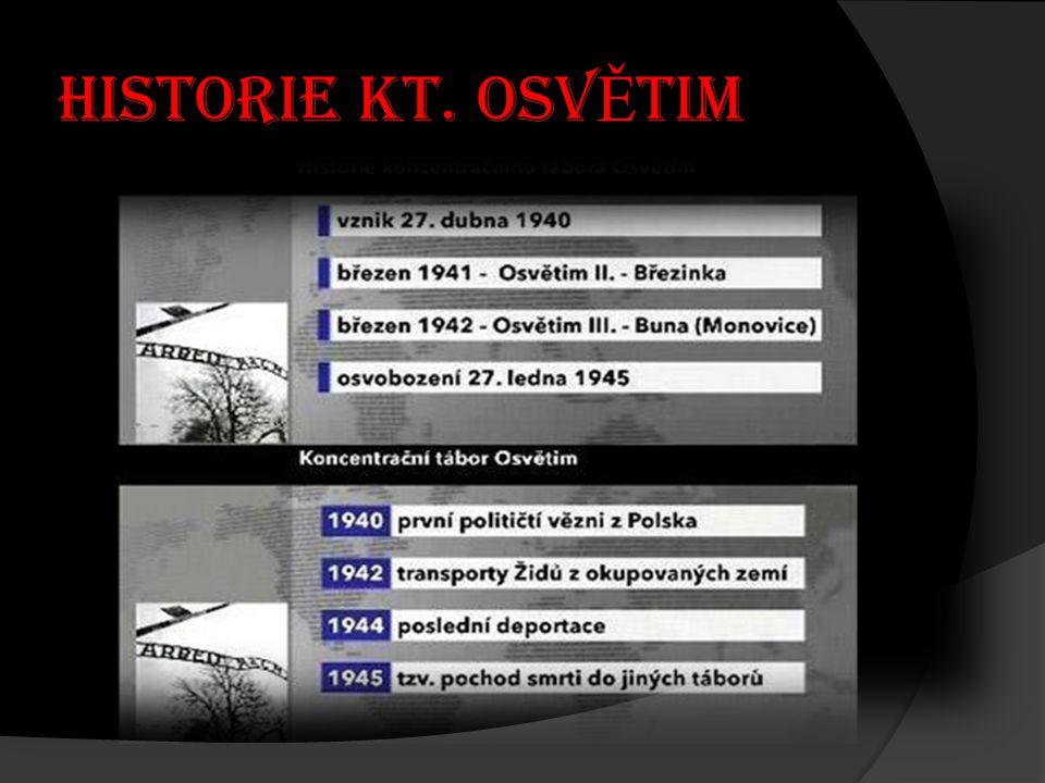 Historie KT. OSV Ě TIM