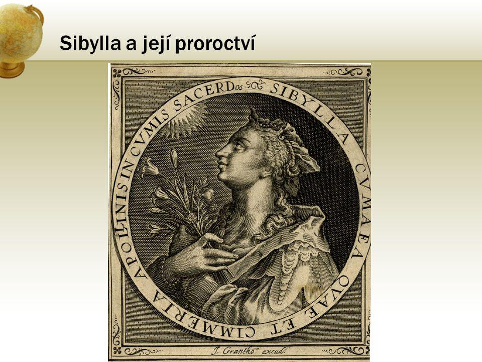 Sibylla a její proroctví