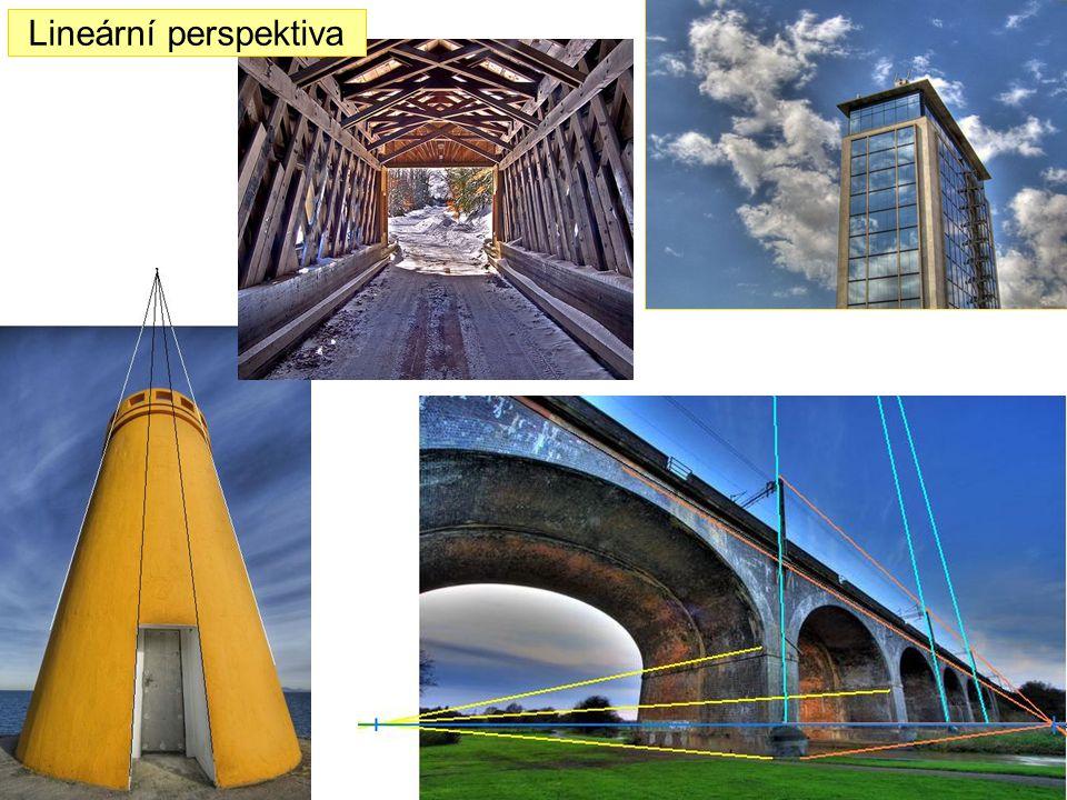 17 Lineární perspektiva