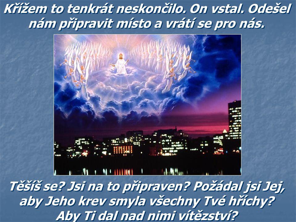 """Řekl: """"Nenech se podvést, objeví se mnoho falešných spasitelů."""" Mt 24,24 Budou dělat zázraky, ale PRAVÝ příchod poznáš tak, že: 1) Ho všichni na celé"""