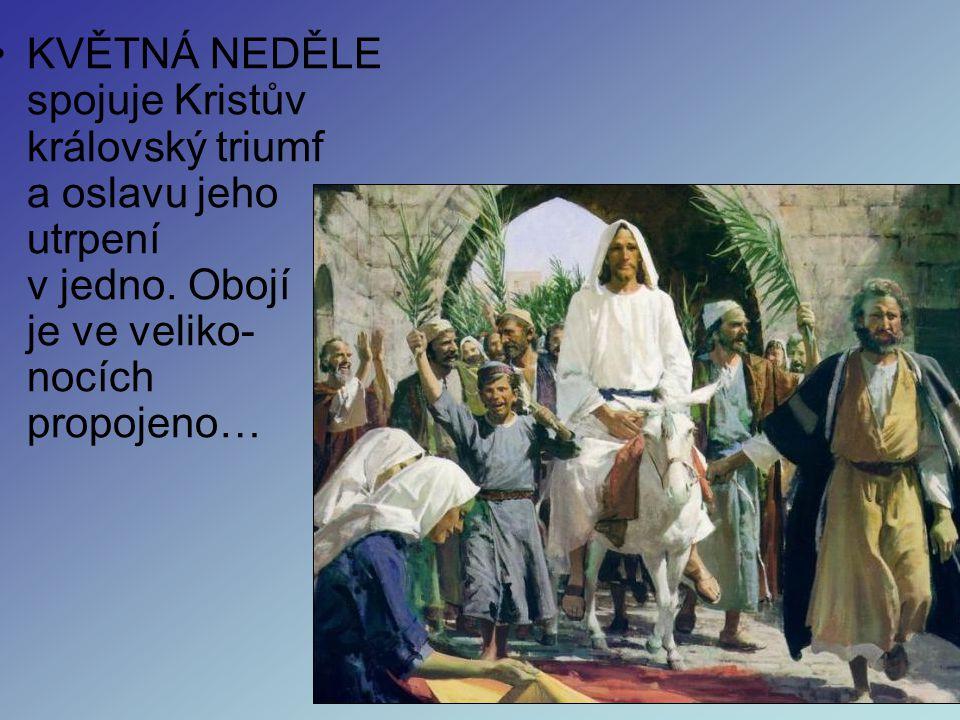 Předvelikonoční půst – tradice pohanství Předvelikonoční půst trval 40 dní – údajně podle Ježíšova postu na poušti. Půstu ovšem předcházel čas hojnost
