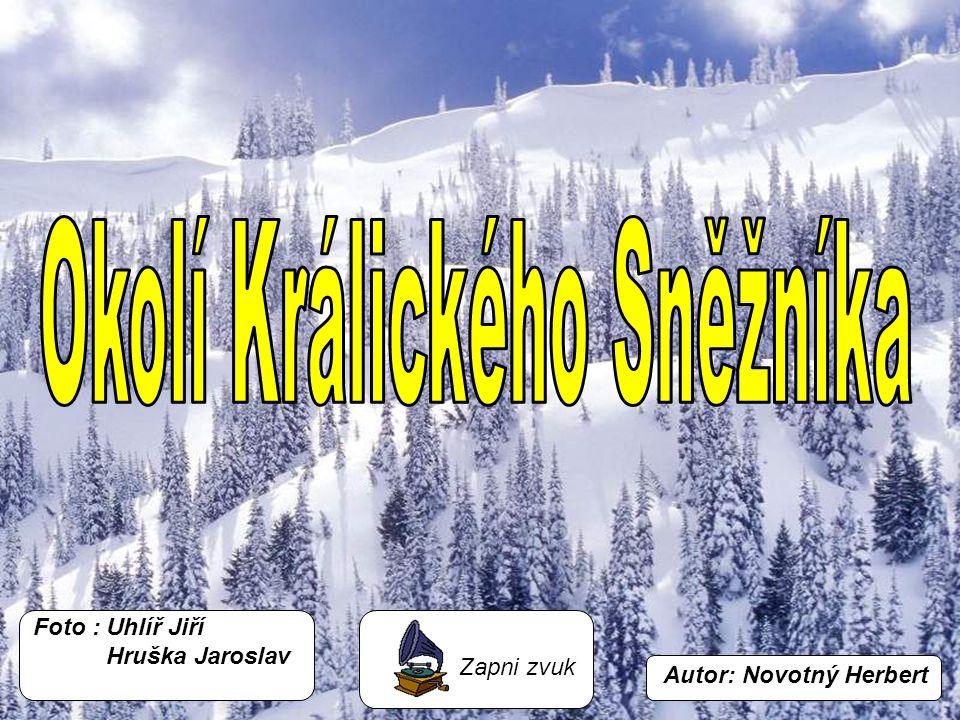 Zapni zvuk Autor: Novotný Herbert Foto : Uhlíř Jiří Hruška Jaroslav