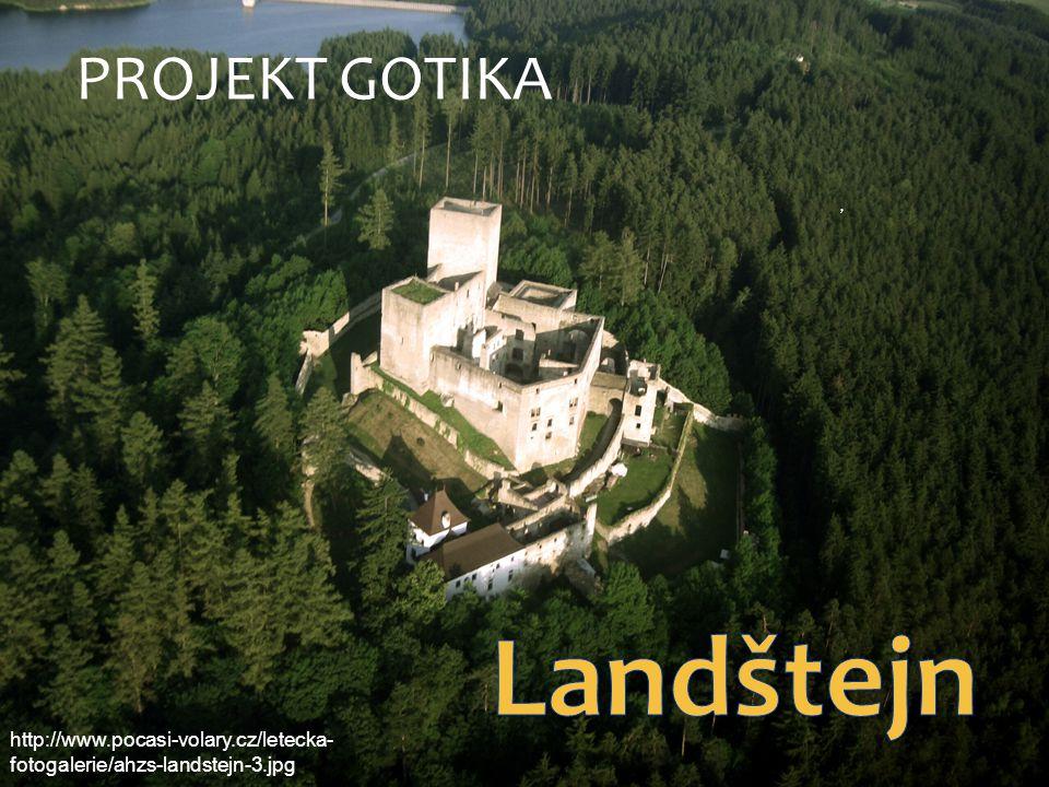 PROJEKT GOTIKA, http://www.pocasi-volary.cz/letecka- fotogalerie/ahzs-landstejn-3.jpg