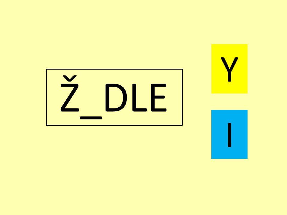 Ž_DLE Y I