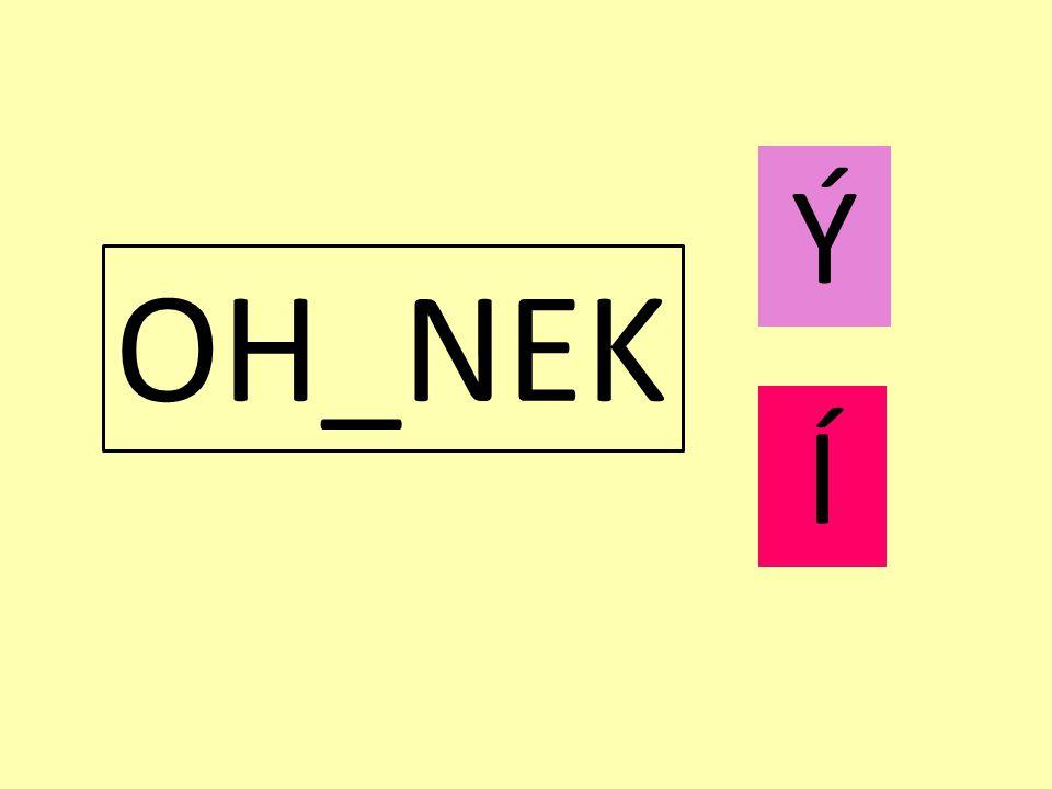 OH_NEK Ý Í