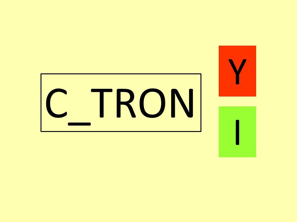 C_TRON I Y