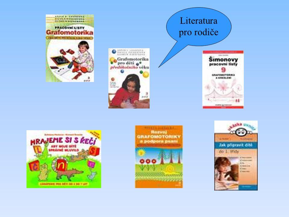 Literatura pro rodiče