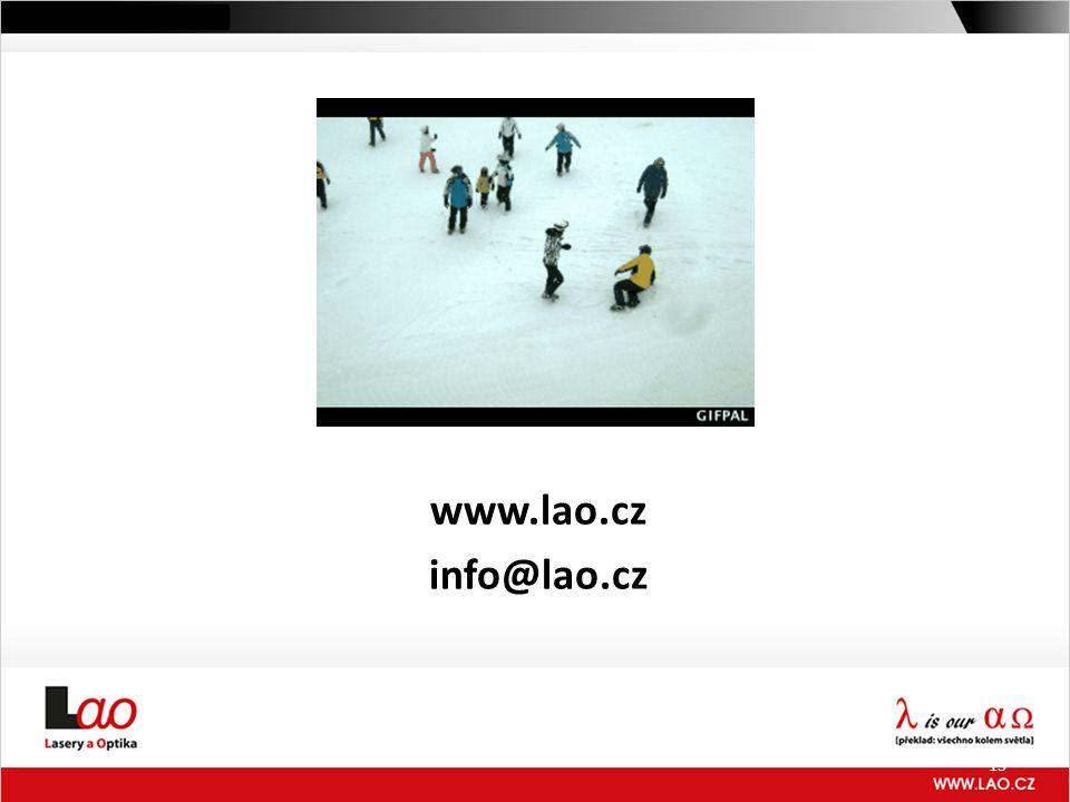 www.lao.cz info@lao.cz 13