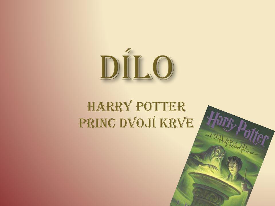 Harry Potter Princ dvojí krve