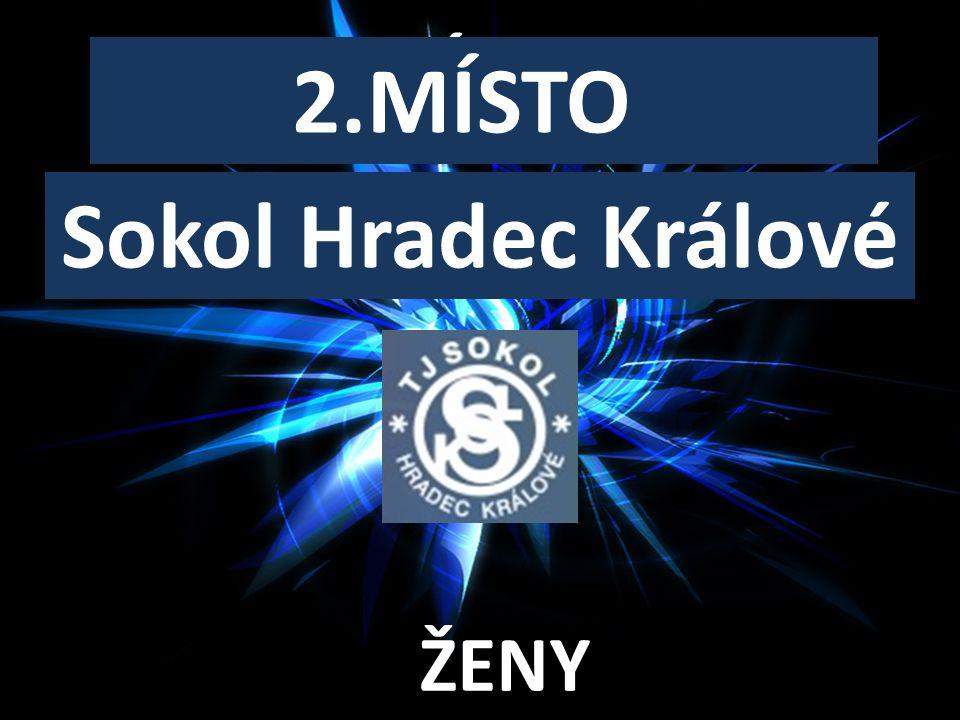 SENIORSKÝ KLUB ROKU 2.MÍSTO ŽENY Sokol Hradec Králové