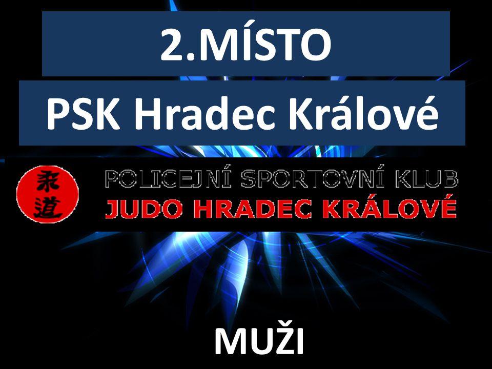 SENIORSKÝ KLUB ROKU 2.MÍSTO MUŽI PSK Hradec Králové