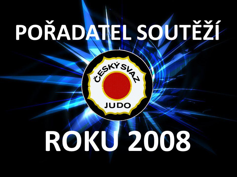 POŘADATEL SOUTĚŽÍ ROKU 2008
