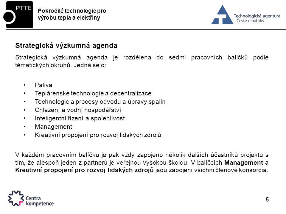 26 Balíček 7 - KREATIVNÍ PROPOJENÍ PRO ROZVOJ LIDSKÝCH ZDROJŮ Finanční plán: Pokročilé technologie pro výrobu tepla a elektřiny NÁKLADY2012201320142015 CELKEM (za 2012-2015) 2016 - 2019 CELKEM (za celé období) (v tis.