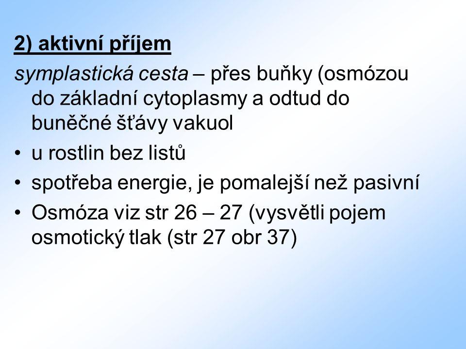 plazmorýza plazmoptýza