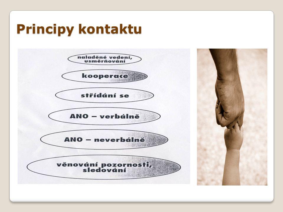 Principy kontaktu