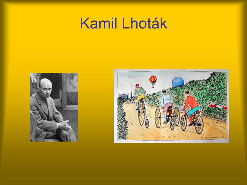 Kamil Lhoták