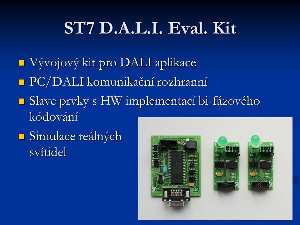 ST7 D.A.L.I.Eval.