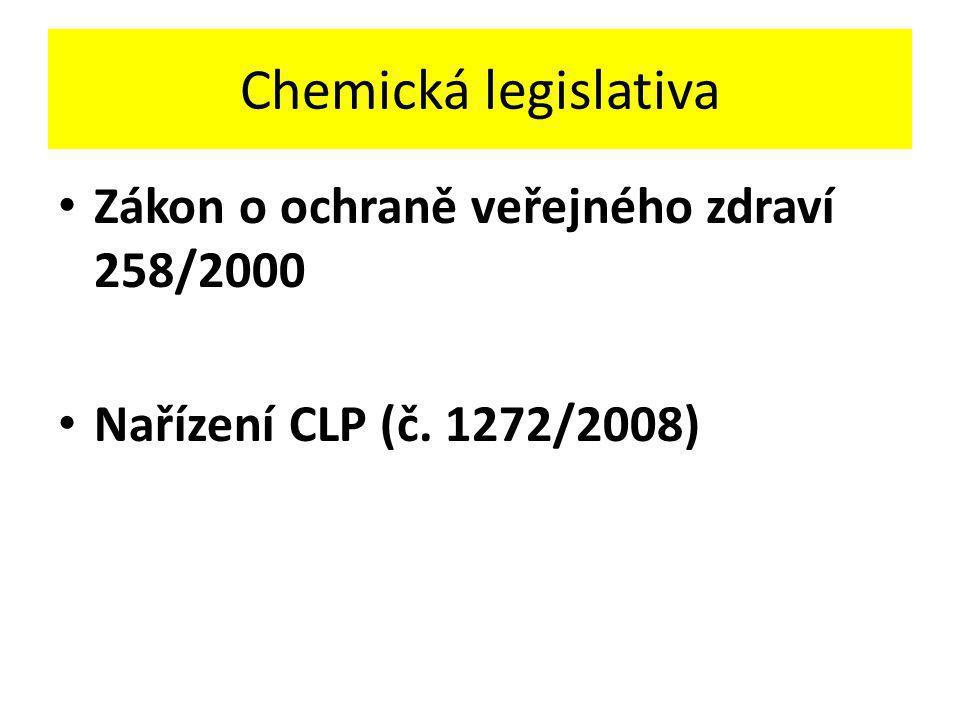 Zákon 350/2011 o chemických látkách a chemických směsích a)výbušné látky nebo směsi b)oxidující látky nebo směsi c)extrémně hořlavé látky nebo směsi d)vysoce hořlavé látky nebo směsi e)hořlavé látky nebo směsi