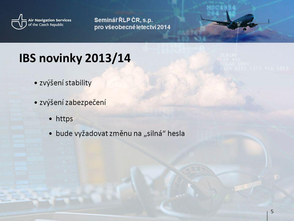 Seminář ŘLP ČR, s.p. pro všeobecné letectví 2014 16