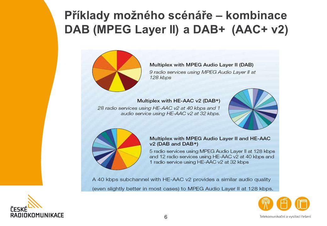 17 Kmitočty – pilot Praha  v tuto chvíli nelze celoplošně použít základní kmitočtovou vrstvu 12C / 12D ani jinou vyšší vrstvu  pro pilot v Praze navrhujeme dočasně použít kanál 10A z důvodu minimální kmitočtové kolize před ASO (.