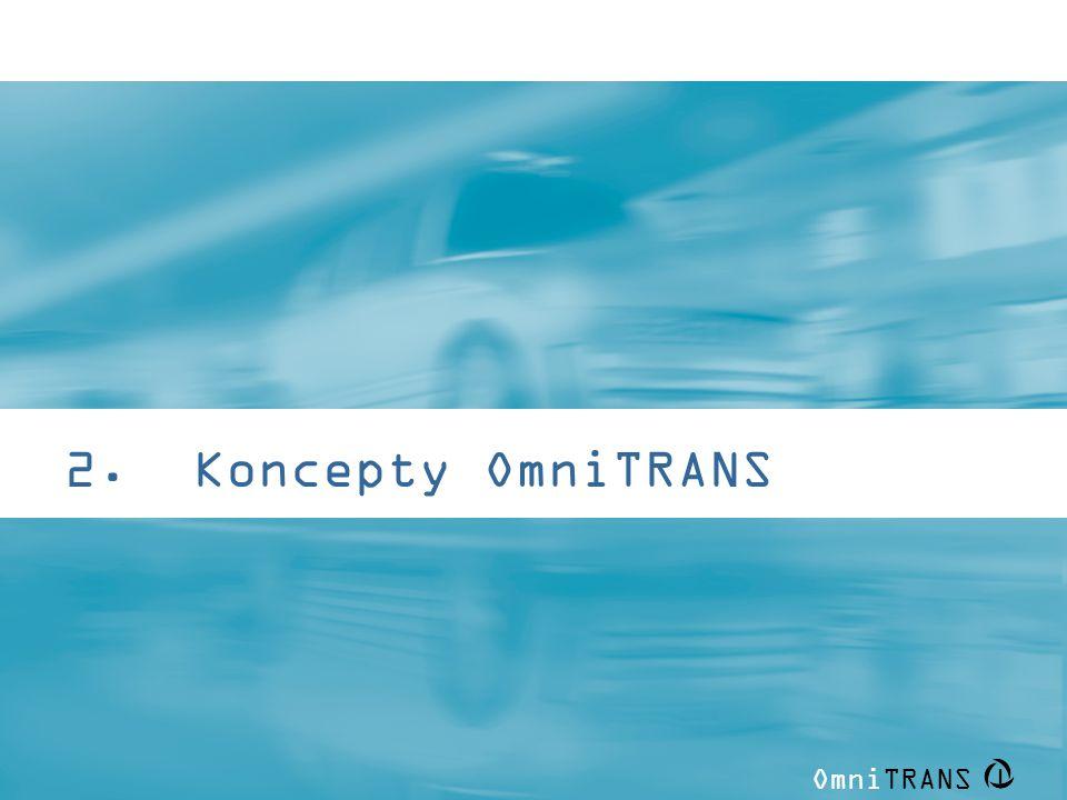 OmniTRANS   2. Koncepty OmniTRANS