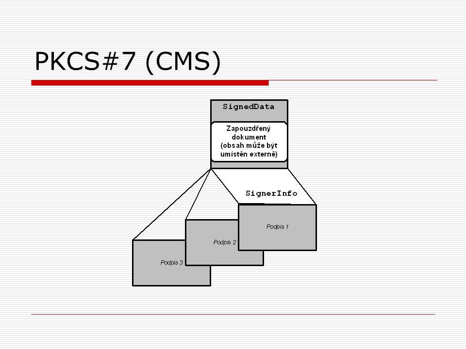 PKCS#7 (CMS)