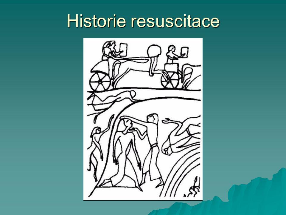 Historie resuscitace