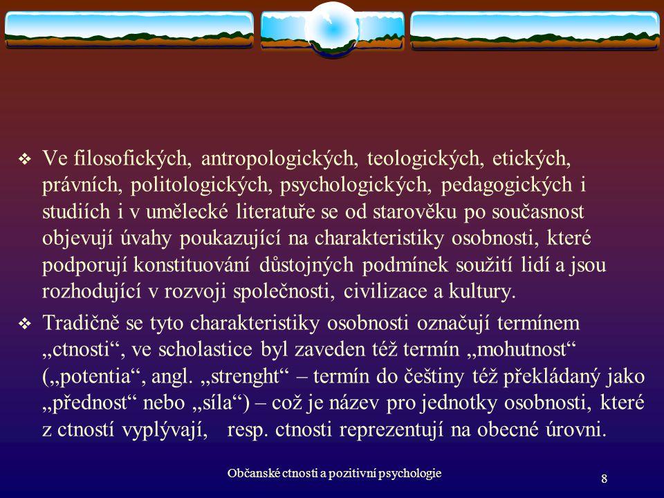  Ve filosofických, antropologických, teologických, etických, právních, politologických, psychologických, pedagogických i studiích i v umělecké litera