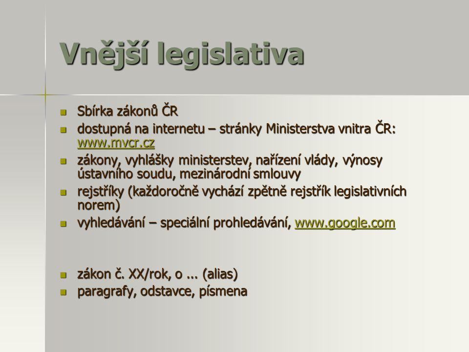 Ochrana osobních údajů  zákon č.