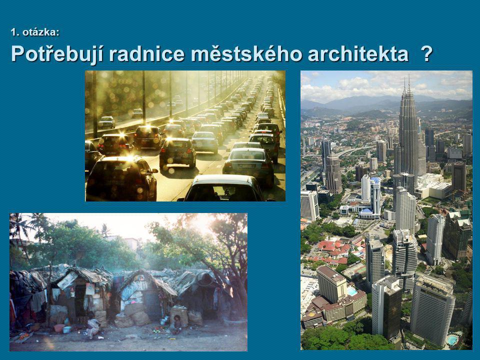 Ano !!.Potřebují. Okolnosti se sice změnily – ale právě proto je města potřebují.