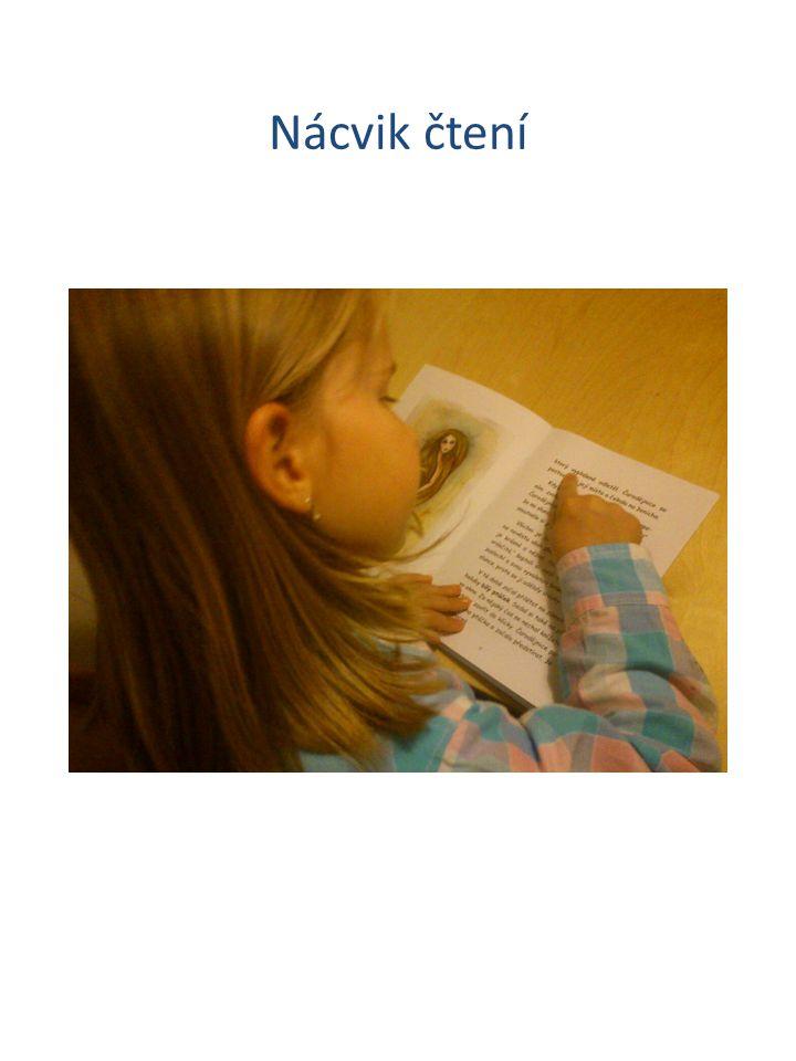 Nácvik čtení