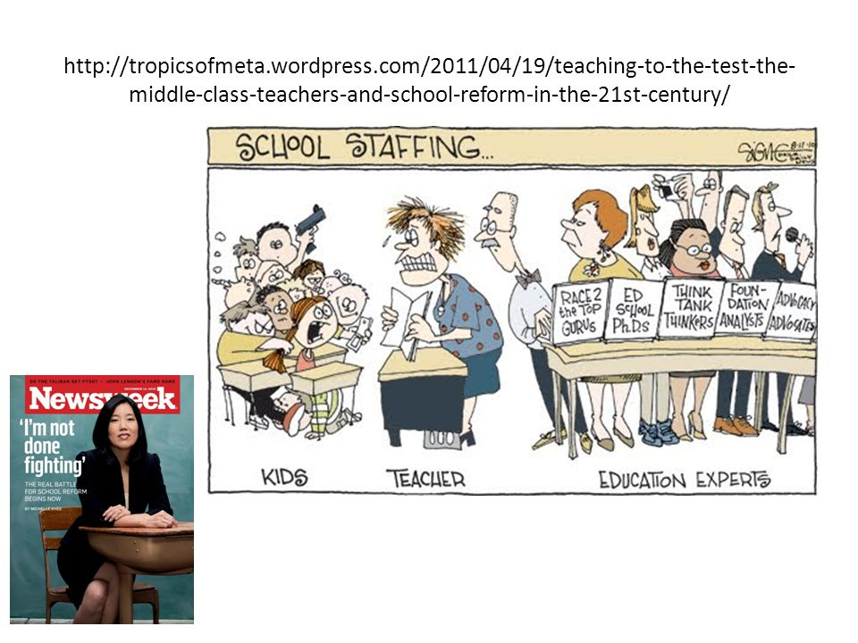 http://tropicsofmeta.wordpress.com/2011/04/19/teaching-to-the-test-the- middle-class-teachers-and-school-reform-in-the-21st-century/