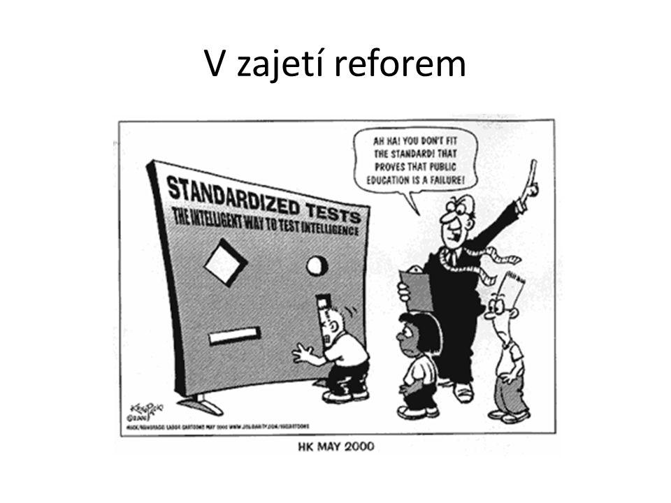 V zajetí reforem