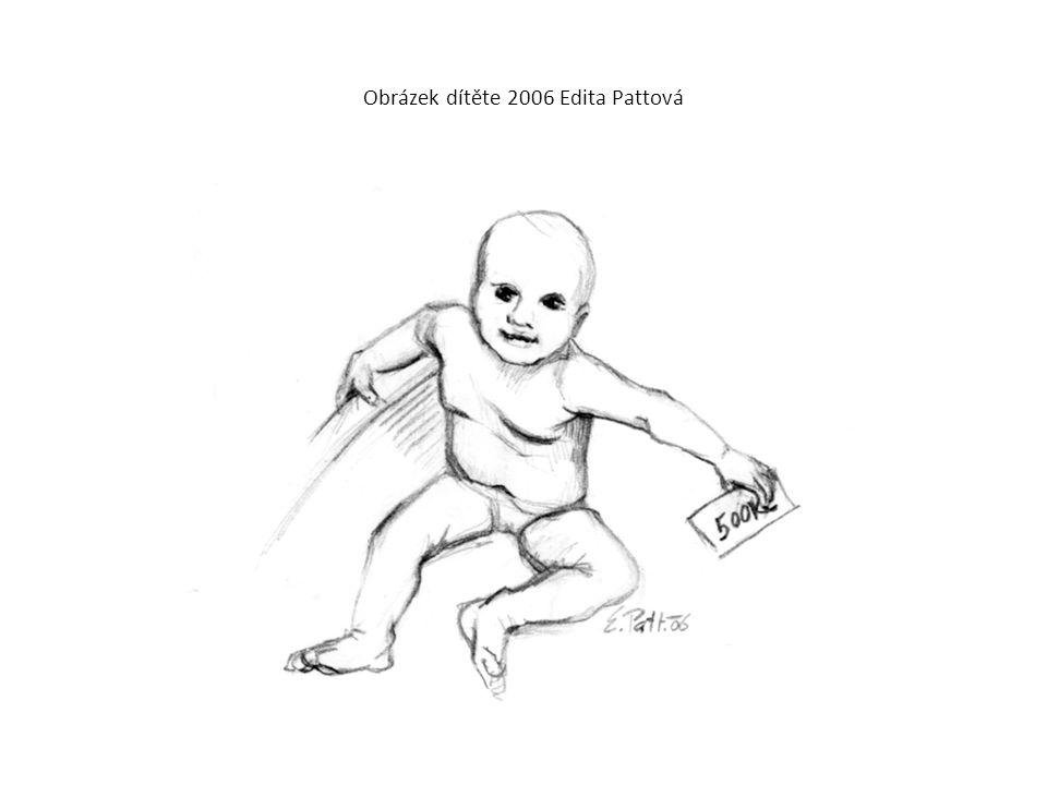 Obrázek dítěte 2006 Edita Pattová