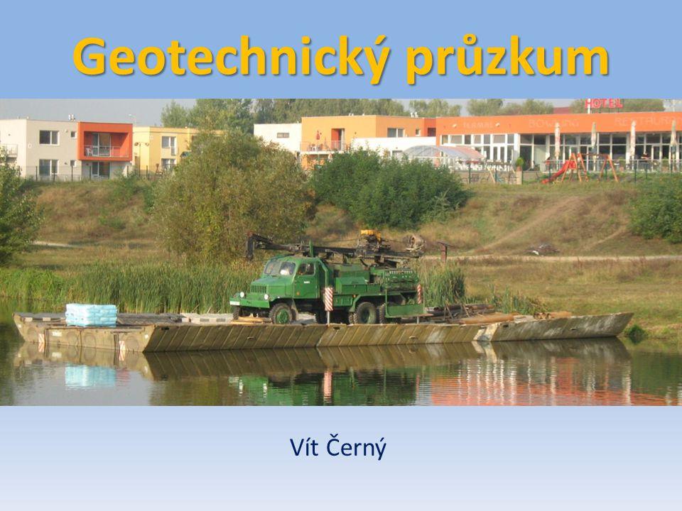 OSNOVA • Úvod do GT průzkumu • Průzkumné metody • Polní zkoušky • GT průzkum pro pozemní komunikace • GT průzkum pro přehrady (a jiné velké stavby) 2Zemní konstrukce 2011/2012