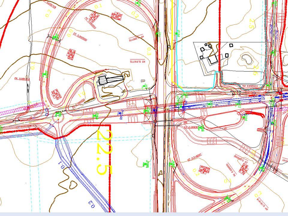 Geotechnický průzkum pro pozemní komunikace 23Zemní konstrukce 2011/2012 Grafické přílohy: