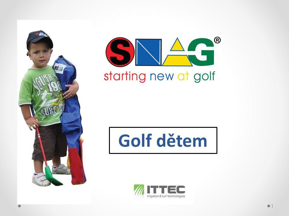Golf dětem 1