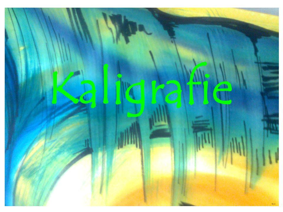 Kaligrafie ©c.zuk