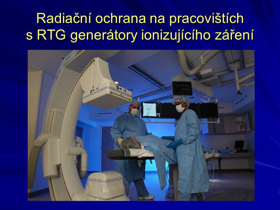Kategorie radiačních pracovníků Pracovníci kategorie A – pracovníci, kteří smějí pracovat v kontrolovaném pásmu.