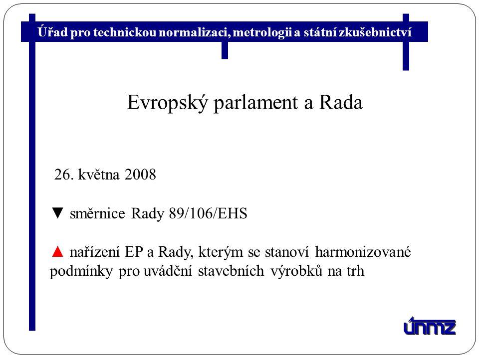 Úřad pro technickou normalizaci, metrologii a státní zkušebnictví 26.