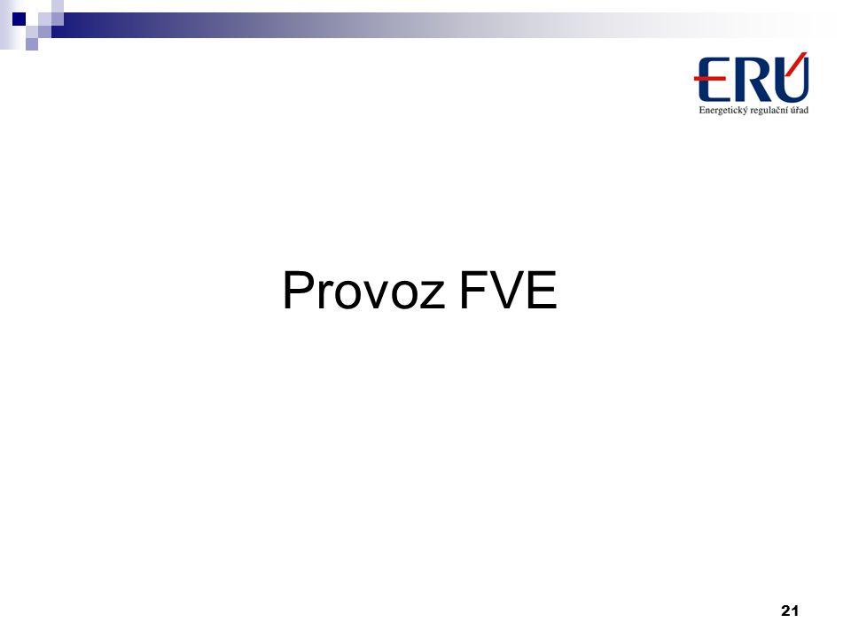 Provoz FVE 21