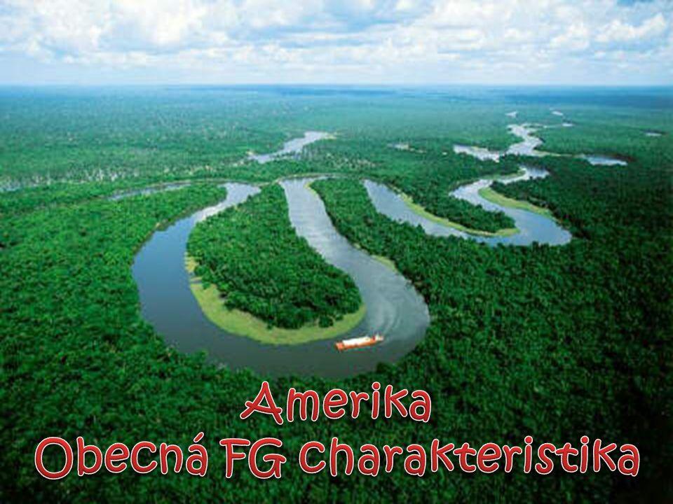 Doplň slova do textu: Páteří amerického kontinentu jsou Kordillery, táhnoucí ……………..