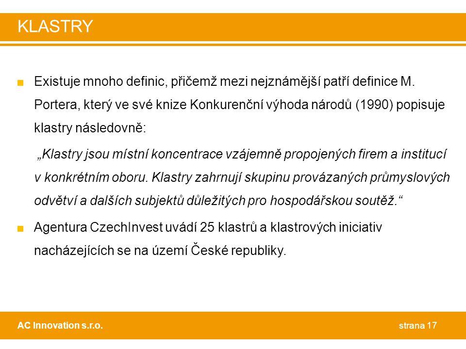 ■Existuje mnoho definic, přičemž mezi nejznámější patří definice M.