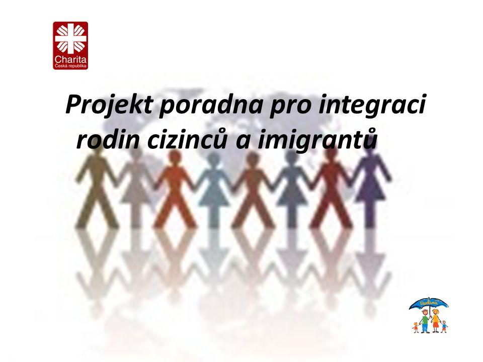 Projekt poradna pro integraci rodin cizinců a imigrantů