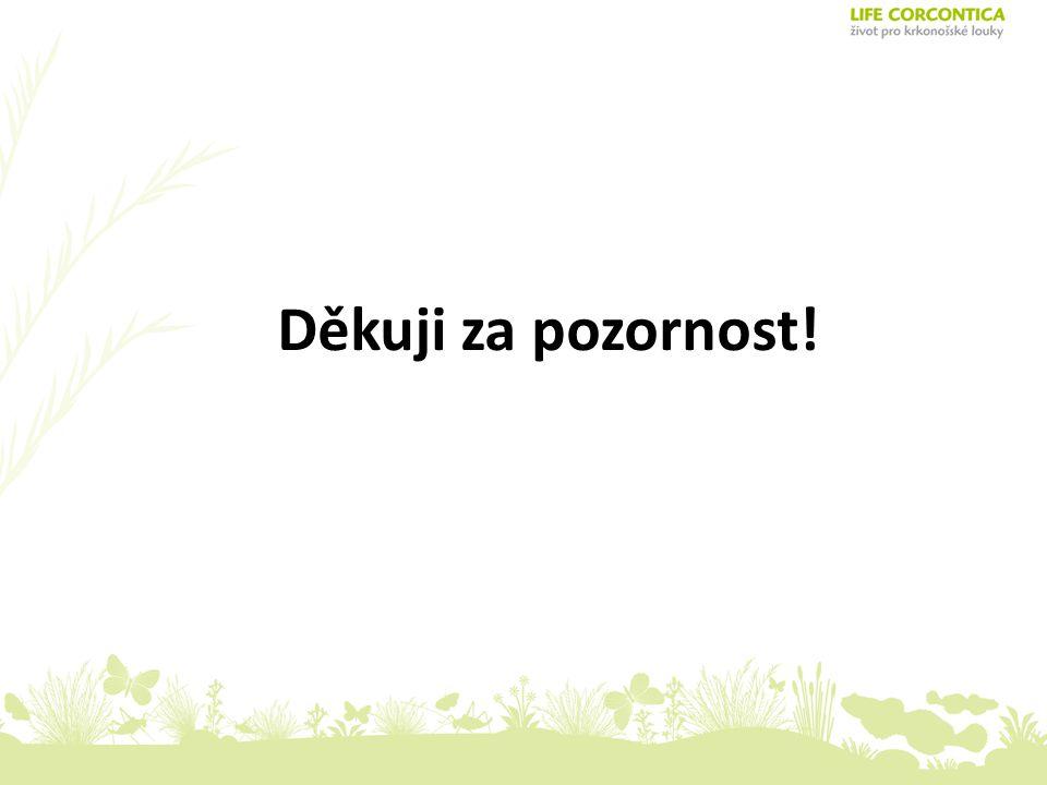 Harmonogram prací 2013 • Přehled o nakládání s vodami v Krkonoších.