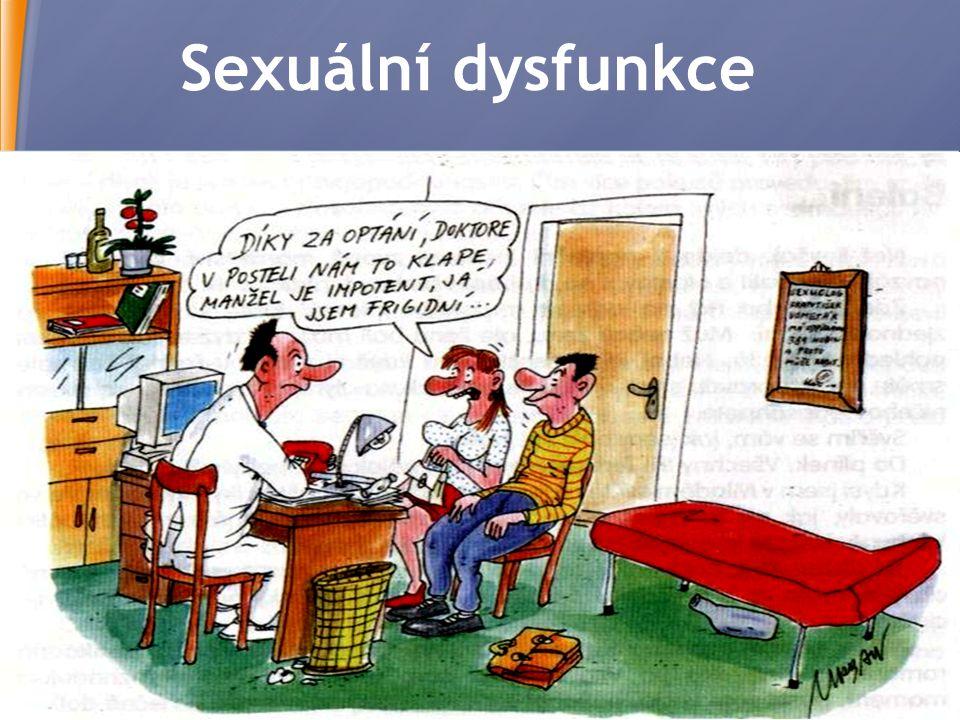 8 Sexuální dysfunkce